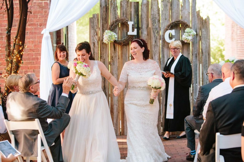 LGBT Weddings in Winston-Salem, North Carolina