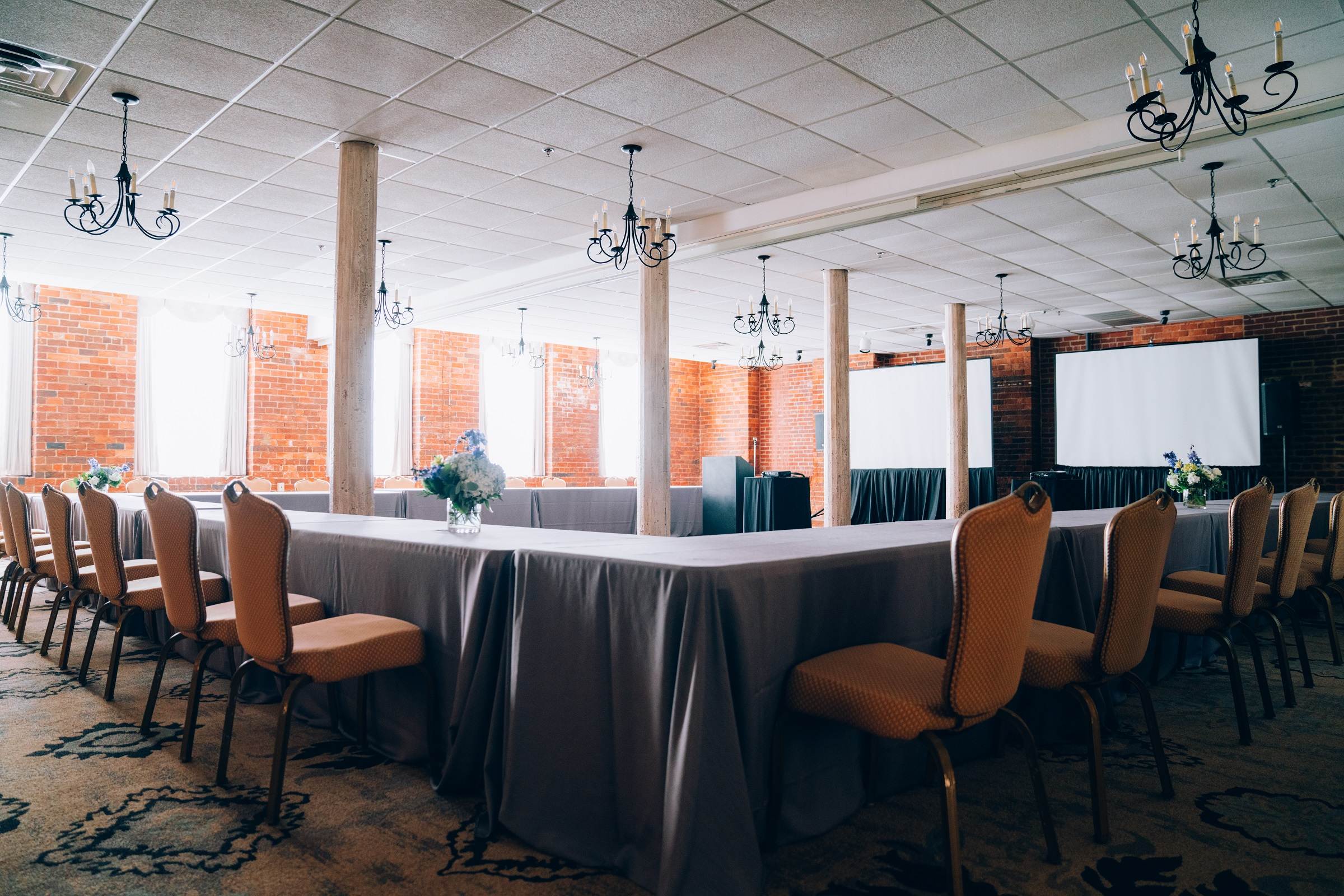 Hotels with Meeting Space Winston-Salem, NC